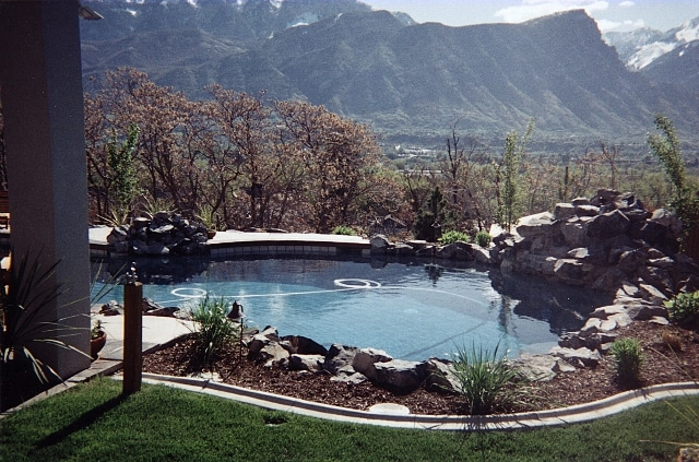 old pool,spa photos #1 019